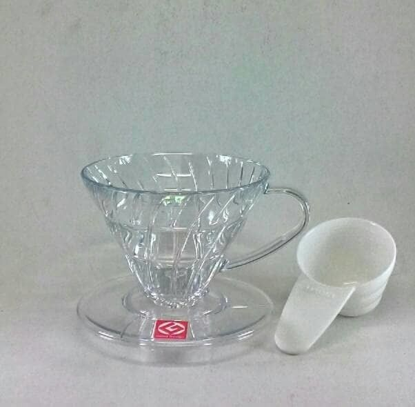 Hario V60 Coffee Dripper 01 Transparent VD-01T