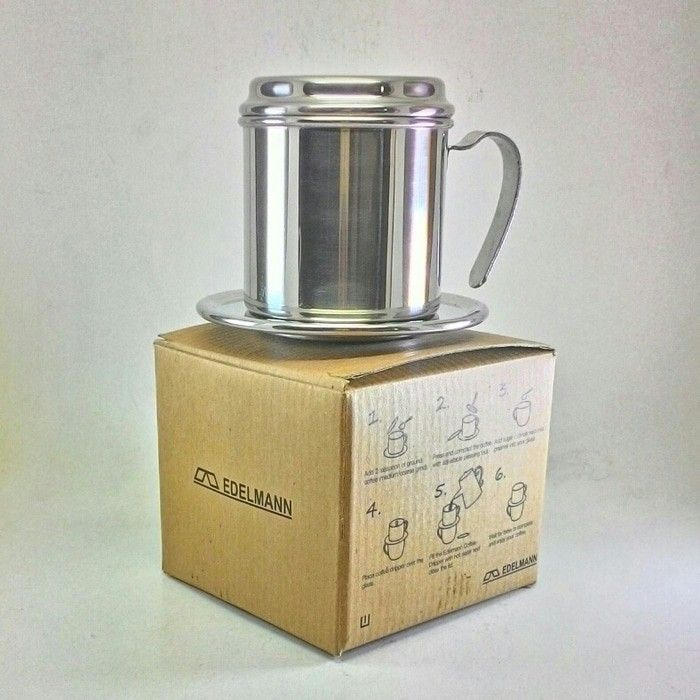 Edelmann Vietnam Drip Coffee Maker 160 ml