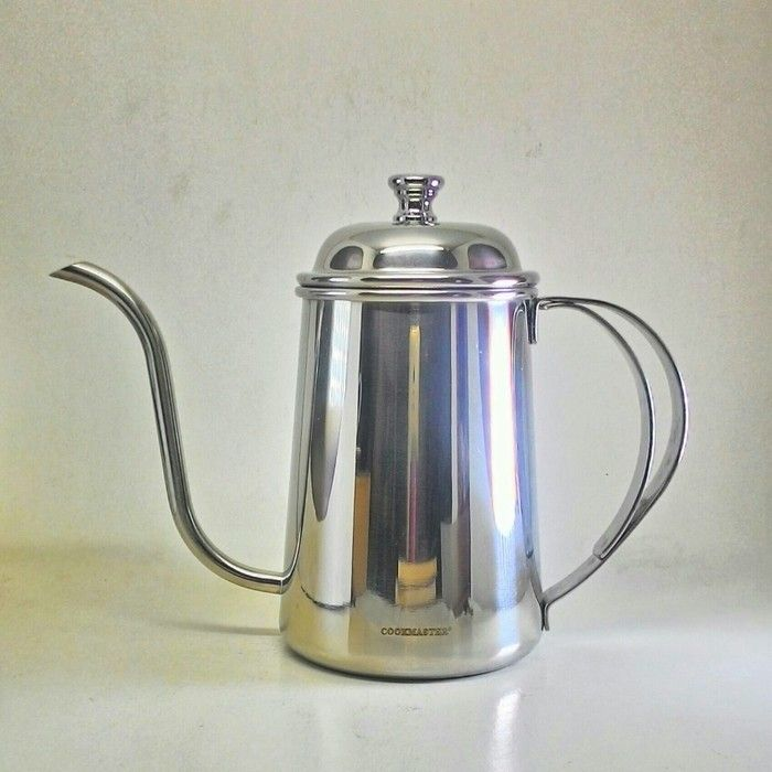 Teko Kopi Leher Angsa Cookmaster Gooseneck Coffee Kettle 700 ml