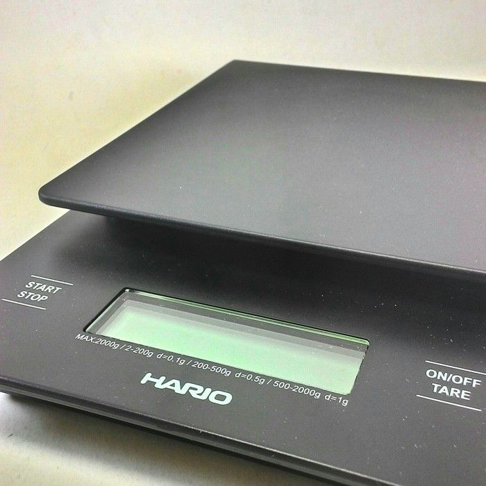 Timbangan Kopi Hario V60 Coffee Drip Scale with Timer VST-2000B