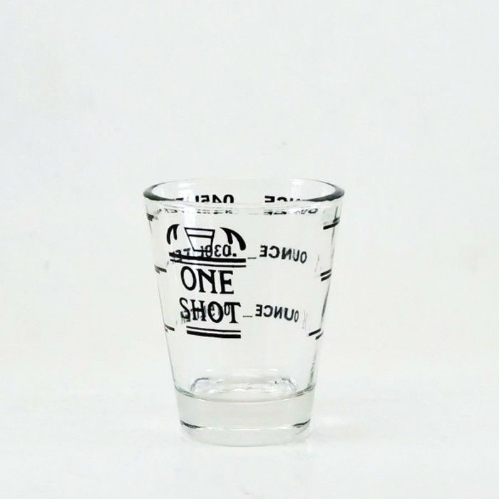 Espresso Glass One Shot
