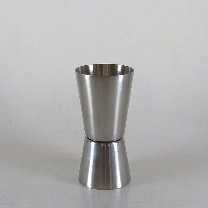 Stainless Steel Jigger Measure Cup for Measuring 15/30 ml