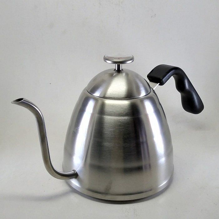 Teko Kopi Leher Angsa Pour Over Gooseneck Coffee Kettle 900 ml