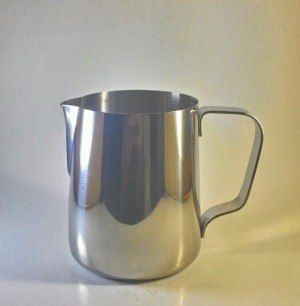 Barista Milk Jug Latte Art Steam Pitcher 600 ml