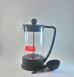 Bodum French Press Brazil Coffee Maker 350 ml for 3 Cups