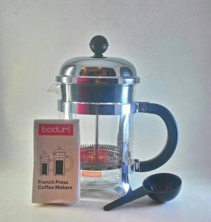Bodum Chambord French Press Coffee Maker 500 ml for 4 Cups