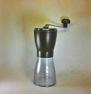 Gater Ceramic Burr Grinding Core Manual Coffee Grinder 60 gr