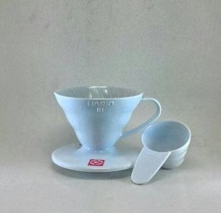 Hario V60 Coffee Dripper 01 White VD-01W