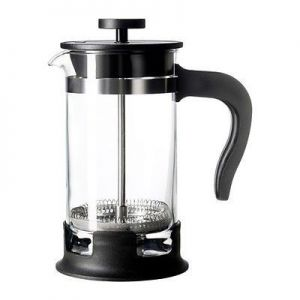 IKEA Upphetta French Press Coffee Maker 400 ml for 3 Cups