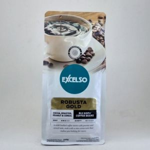 Excelso Coffee Robusta Gold Coffee Beans 200 gram