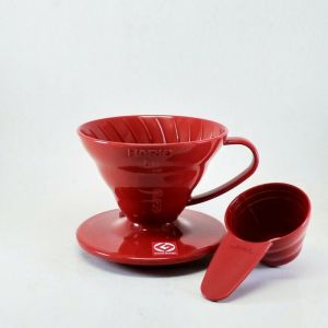 Hario V60 Coffee Dripper 01 Red VD-01R