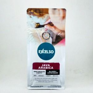 Excelso Coffee Java Arabica Single Origin Coffee Beans 200 gram