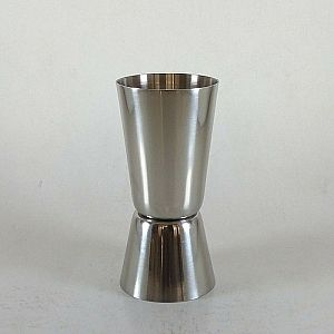 Stainless Steel Jigger Measure Cup for Measuring 25/50 ml