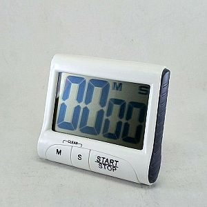Timer Dapur dan Kopi LCD Kitchen Digital Coffee Timer with Alarm