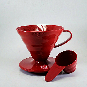 Hario V60 Coffee Dripper 02 Red VD-02R